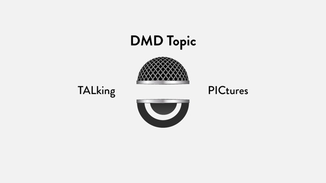 DMD Topic - Talking Pictures Screenshot