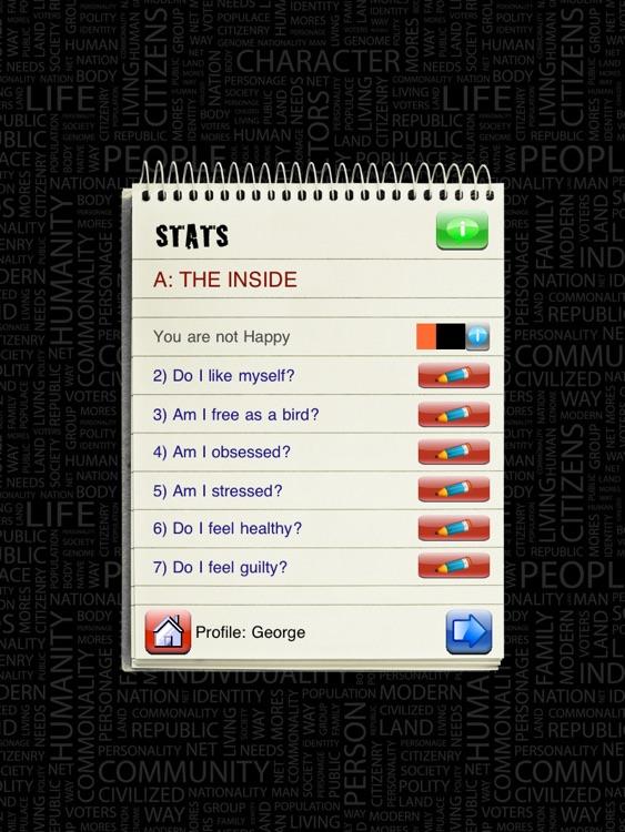 Personality Psychology Pro HD screenshot-3