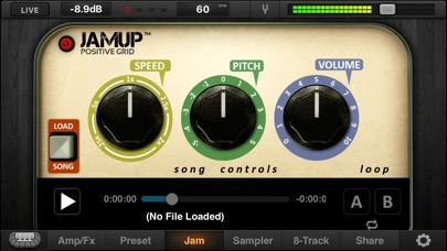 Jamup Pro review screenshots