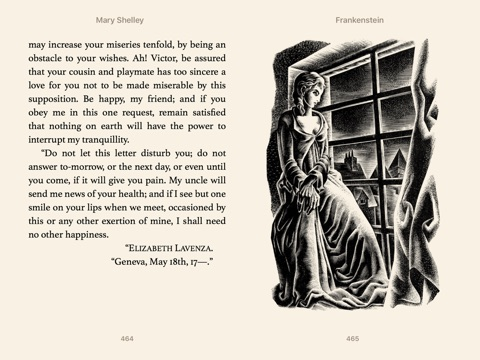 Frankenstein By Mary Shelley On IBooks