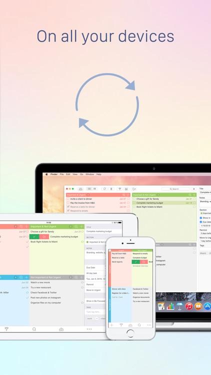 Focus Matrix – Task Manager screenshot-4