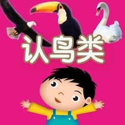 鸟儿的童年汉字早教- 教育学前班孩子的认字游戏