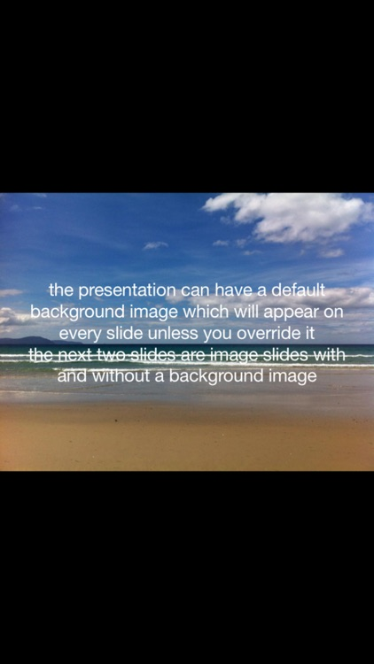 Simple Presentations screenshot-1