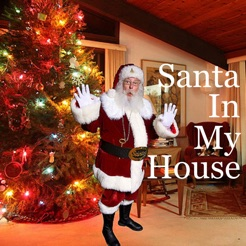 Charming Proof Santa In Your House 4+