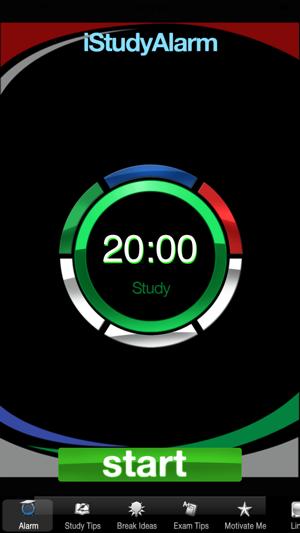iStudyAlarm on the App Store