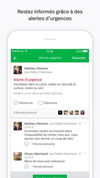 download Nextdoor - l'app du quartier apps 3