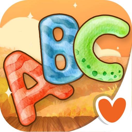 تعلم الأبجدية - ألعاب الإنجليزية للأطفال