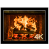 Fireplace 4K - Live Wallpaper - Mach Software Design