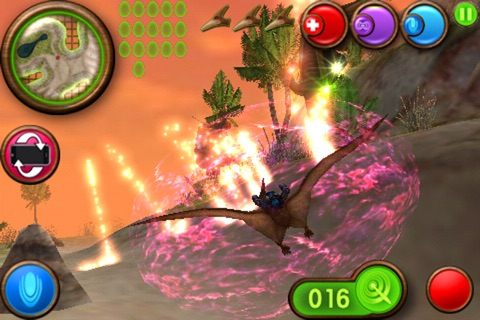Nanosaur 2 screenshot 3