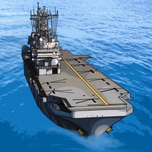 Sea Battle Multiplayer Game application logo