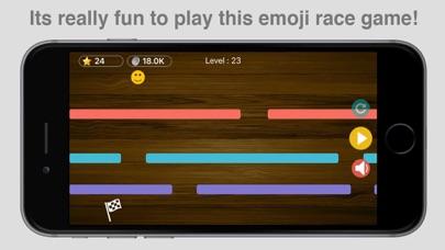 Emoji Race Ball Drop Dune Game