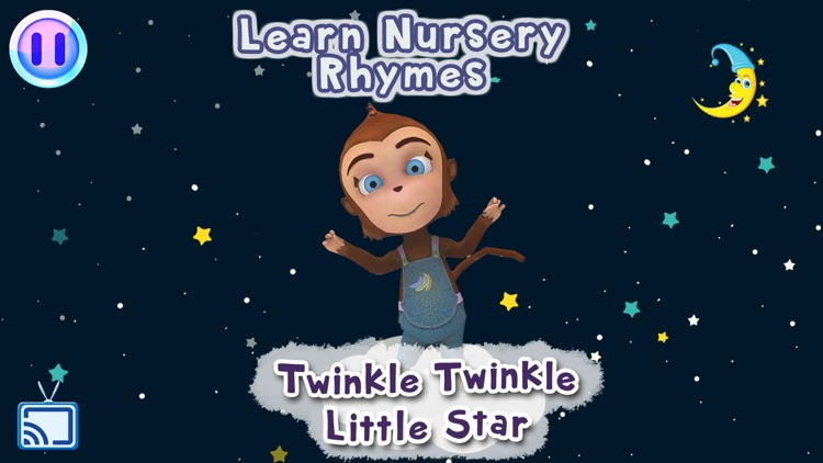 Kids Songs - Twinkle Twinkle