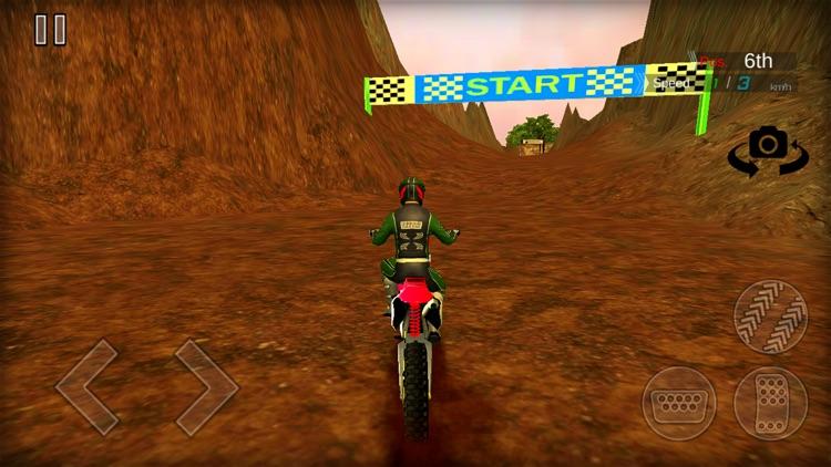 X Speed Moto Racing screenshot-3