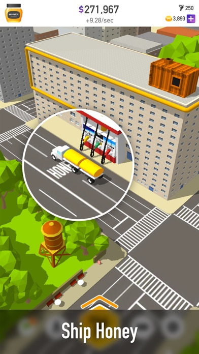 HoneyBee Planet screenshot four