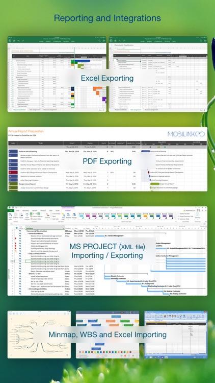 QuickPlan @ Project Management screenshot-6