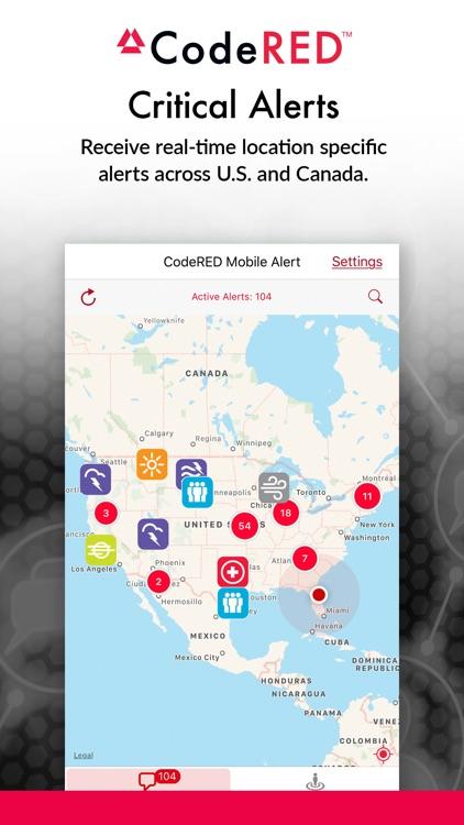 CodeRED Mobile Alert screenshot-5