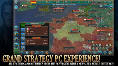 Realpolitiks Mobile screenshot1