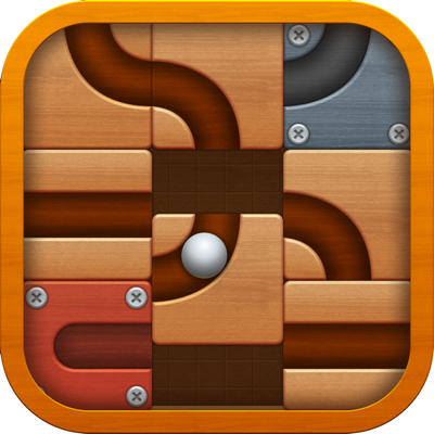 Roll the Ball® - slide puzzle app