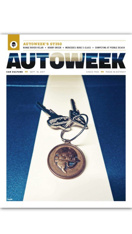 Autoweek Mag App screenshot-0