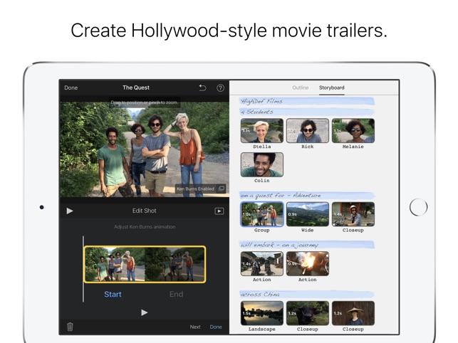 imovie on the app store