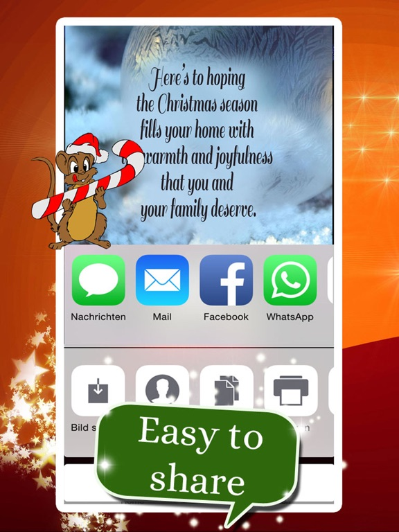 Christmas Greeting Cards - NEW screenshot 7
