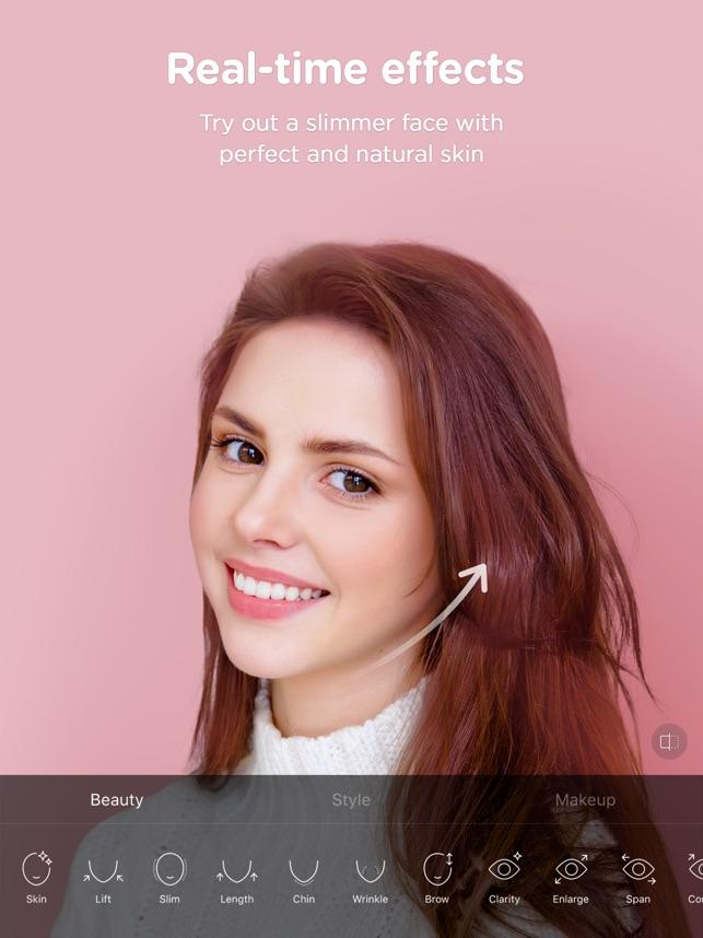 B612 - Beauty & Filter Camera Screenshot