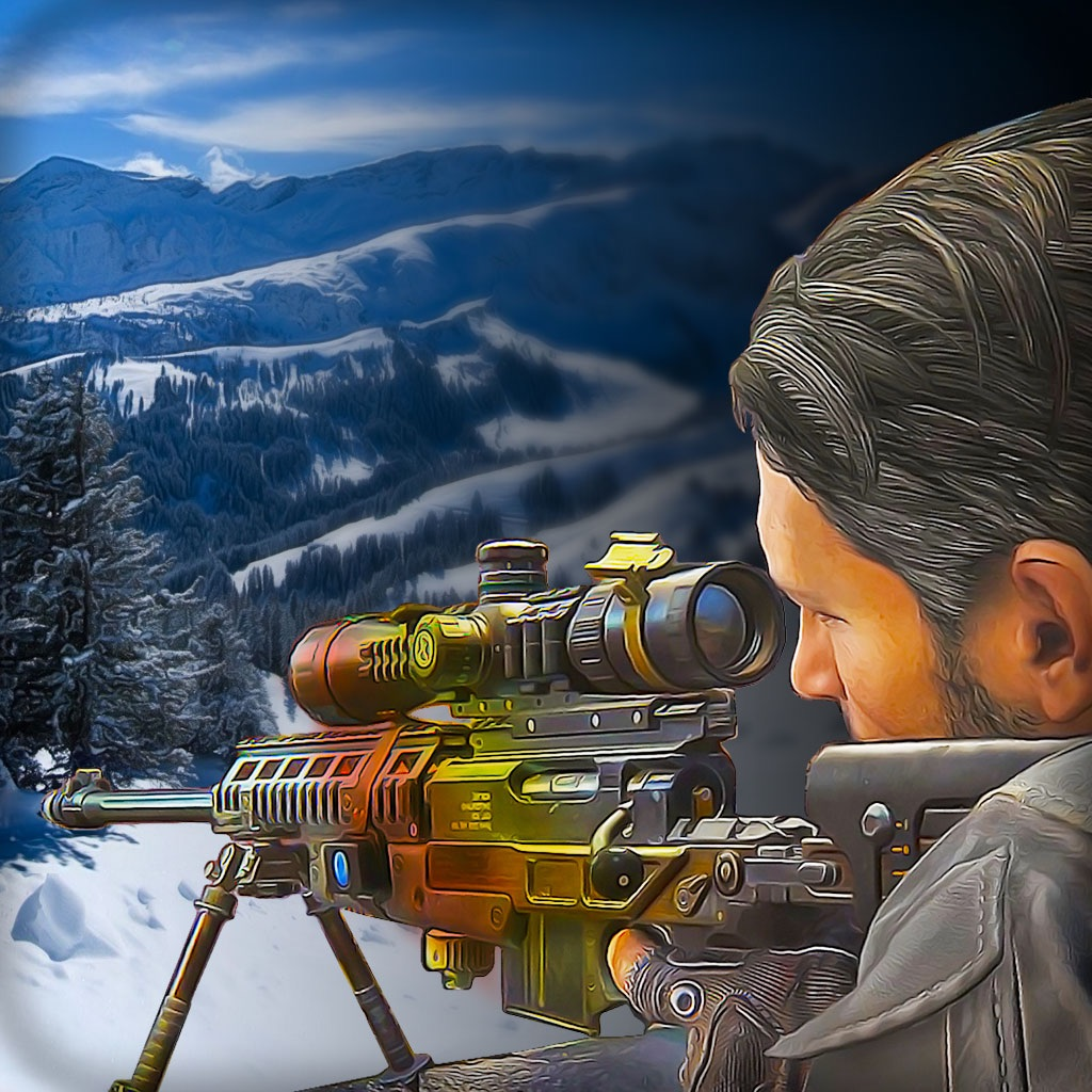 Army Sniper Mountain shooter hack