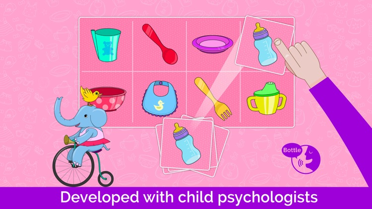 Puzzle games toddlers + kids screenshot-3
