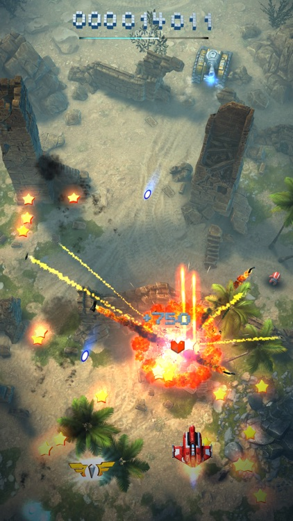 Sky Force Reloaded screenshot-0