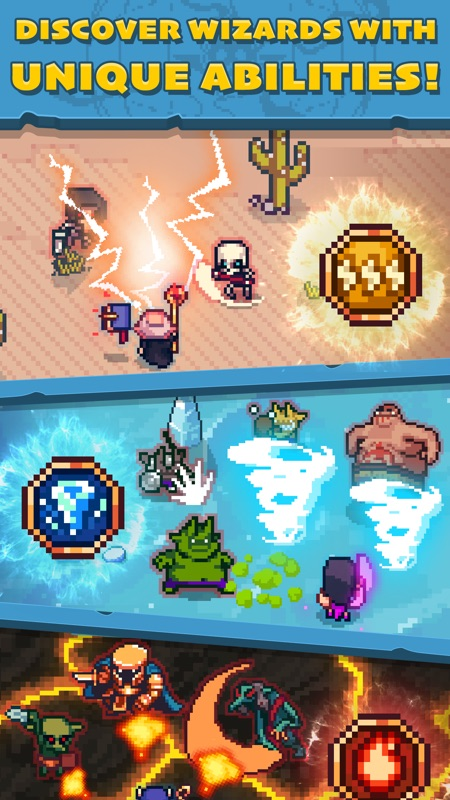 Tap Wizard RPG: Arcane Quest - Online Game Hack and Cheat