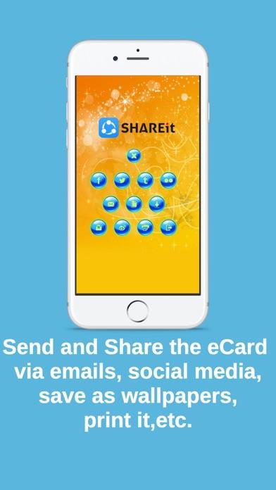 Hindu Festivals Greeting Cards screenshot 5