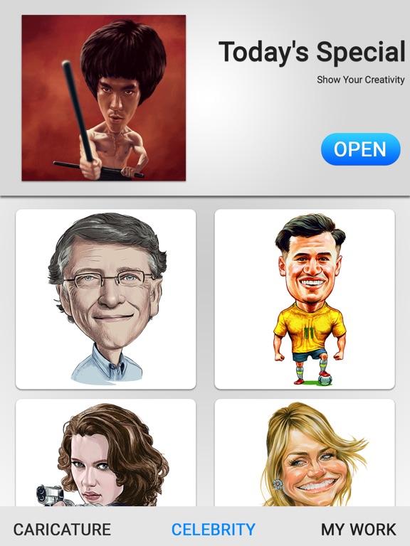 Photo Cartoon Caricature Maker | App Price Drops