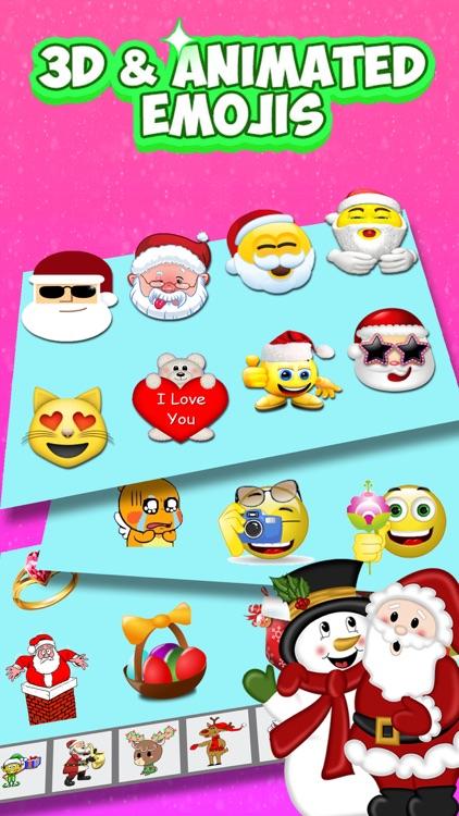 Cmoji  Christmas Sticker Pack