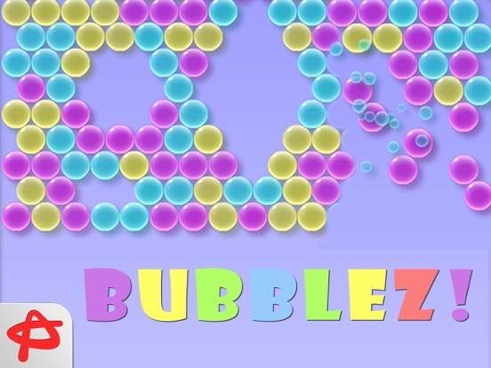 Игра Bubblez HD: Bubble Shooter