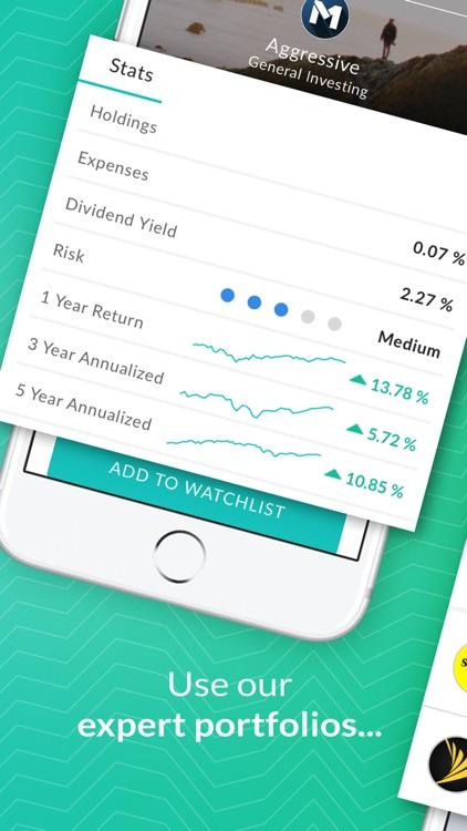 M1 Finance - Invest Your Savings In Stocks & ETFs