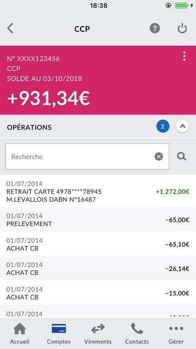 download La Banque Postale apps 2