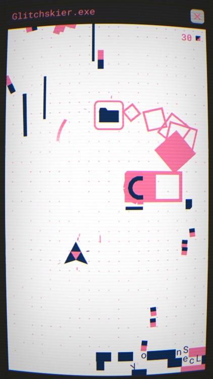 Glitchskier screenshot-5