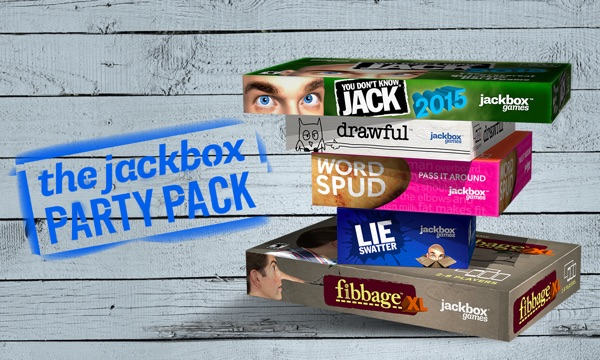 The Jackbox Party Pack for Apple TV by Jackbox Games, Inc.