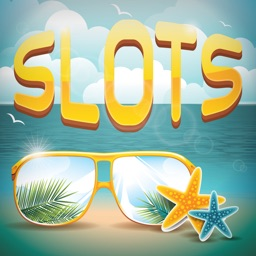 Caribbean Vacation Casino Slots PRO - The Big Bonus Vegas Slot Machine Game