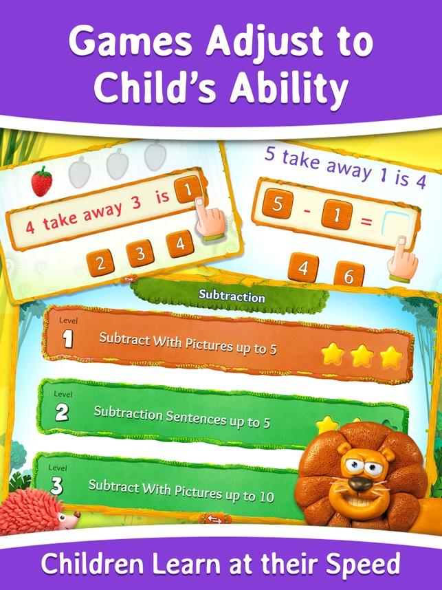 Kindergarten Math Kids Games on the App Store