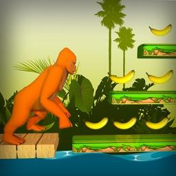 Monkey Run Simulator 2k17
