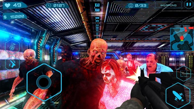 Zombies Slay Assassin ZG Pro