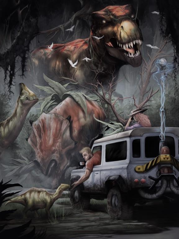 T-Rex Time Machine screenshot 6