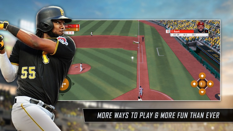 R.B.I. Baseball 18 screenshot-2