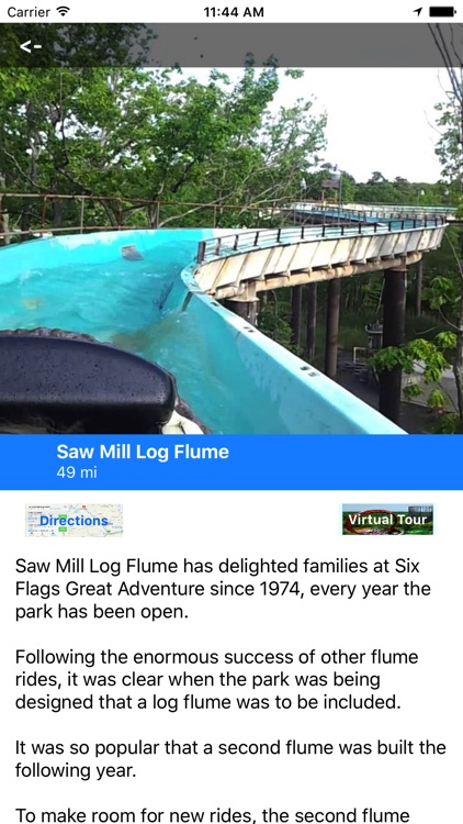 VR Guide: Six Flags, Great Adv screenshot-1