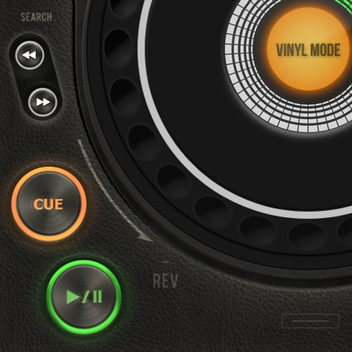 E DJ - CDJ mixer Vinyl bpm