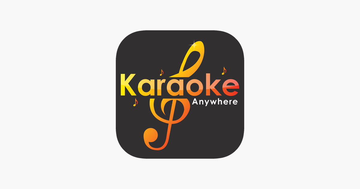 Karaoke Anywhere on the App Store