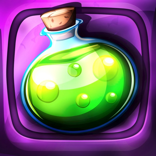 Witchy World - the magical puzzle game