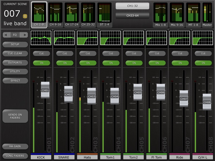 LS9 StageMix - US screenshot-0