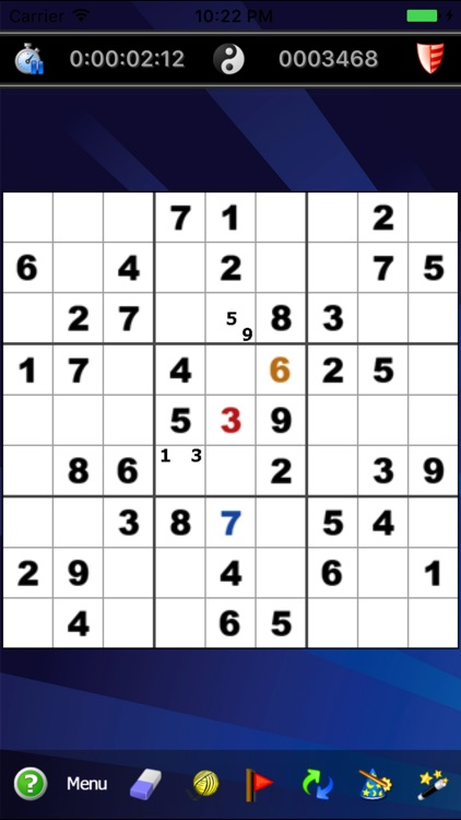 Sudoku - Classic Games Puzzle screenshot-0